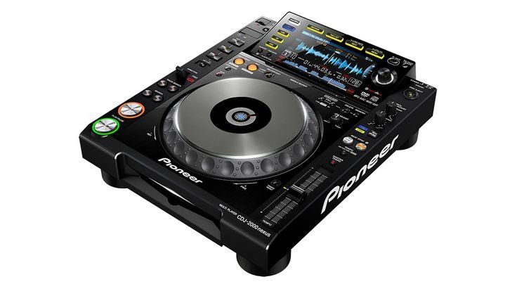 Pioneer CDJ-2000NXS | Serato Compatible DJ Hardware | Serato.com