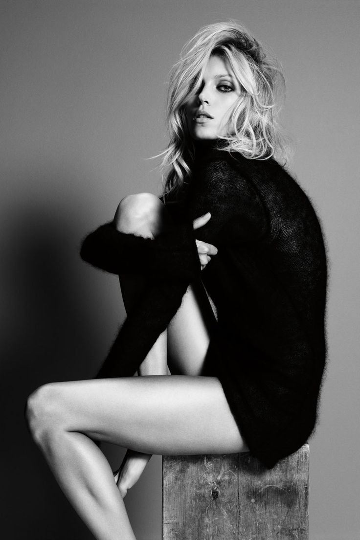 Original By Anja Rubik - Perfume And Interview (Vogue.co.uk)