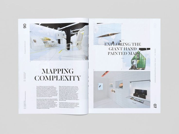 Trace Magazine by SocioDesign
