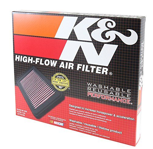 2008-2013 Lexus LX570 2008-2017 Toyota Land Cruiser K/&N 33-2387 High Performance Replacement Air Filter for 2007-2013 Toyota Tundra 2008-2013 Toyota Sequoia