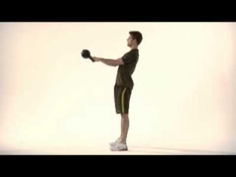 Kettlebell Oefeningen - Top 3 basis  De Kettlebell training is een intervaltraining die uitgevoerd wordt met een Kettlebell