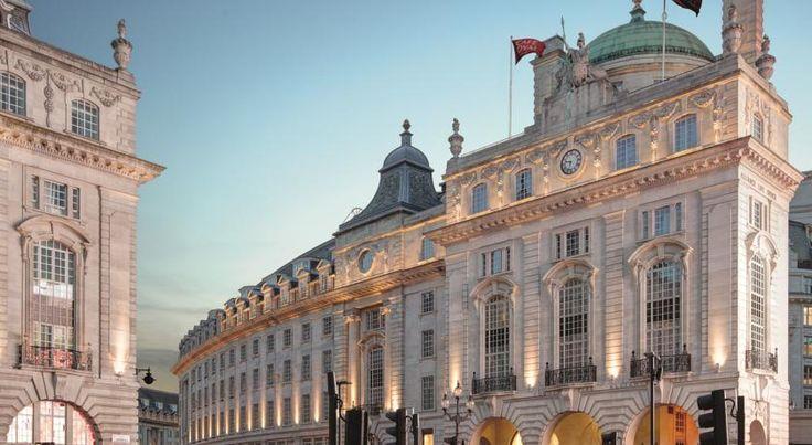 HOTEL|イギリス・ロンドンのホテル>バッキンガム宮殿、ウェストミンスター、大英博物館から1.6km以内です>ホテル カフェ ロイヤル(Hotel Cafe Royal)