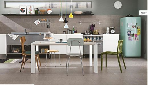 serie concept in 60x60 and 45x45 by marazzi and by polisinthesi