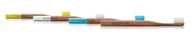 Bogobrush: Biodegradable Toothbrush With Social Model