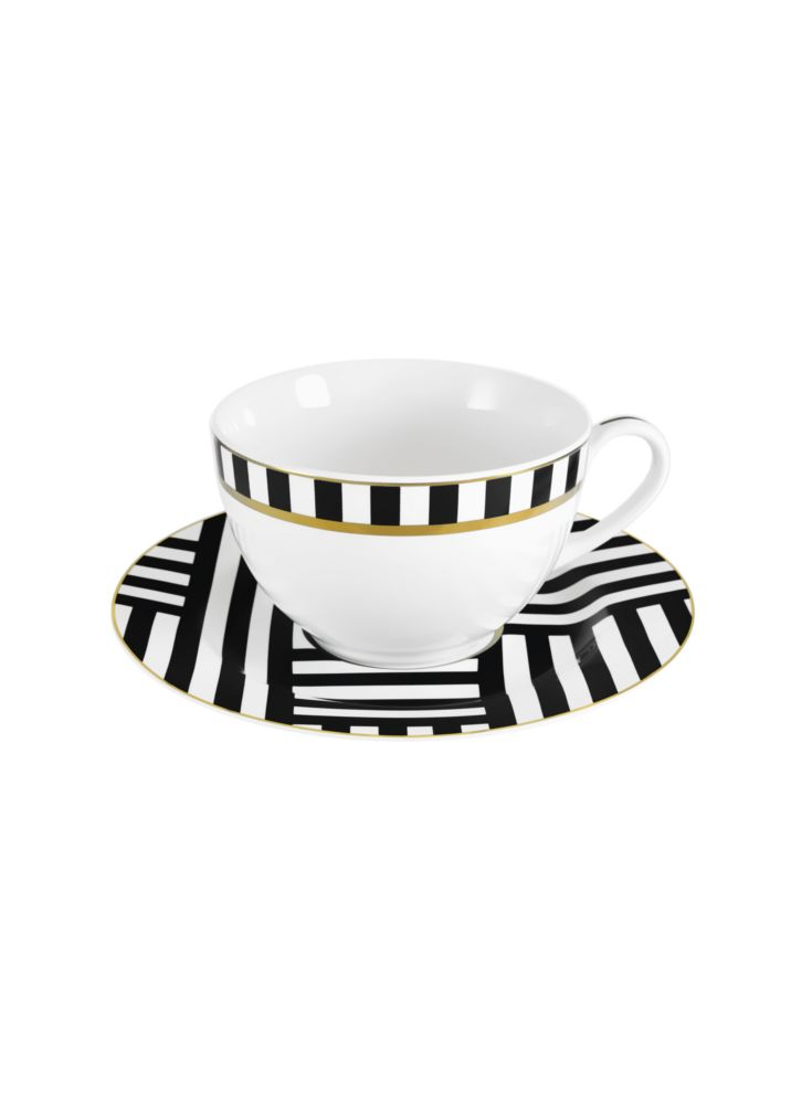 A Loja do Gato Preto | Chávena de Chá Veneza Redonda #alojadogatopreto