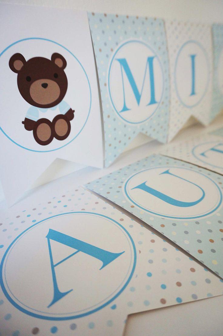 Deco personalizada para tus Eventos! www.meenvuelves.com.ar