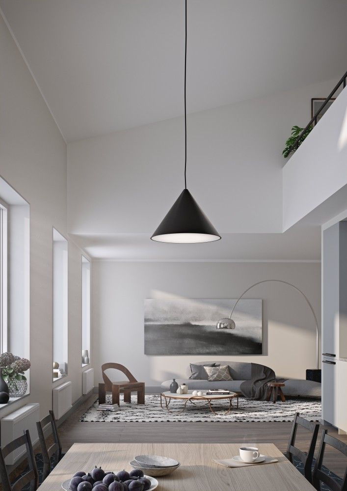 TDC: Oslo Apartment by APT Properties designed by Andreas Martin-Löf