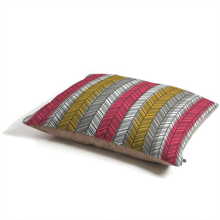 Andrea Victoria Aztec Stripe Pet Bed   DENY Designs Home Accessories