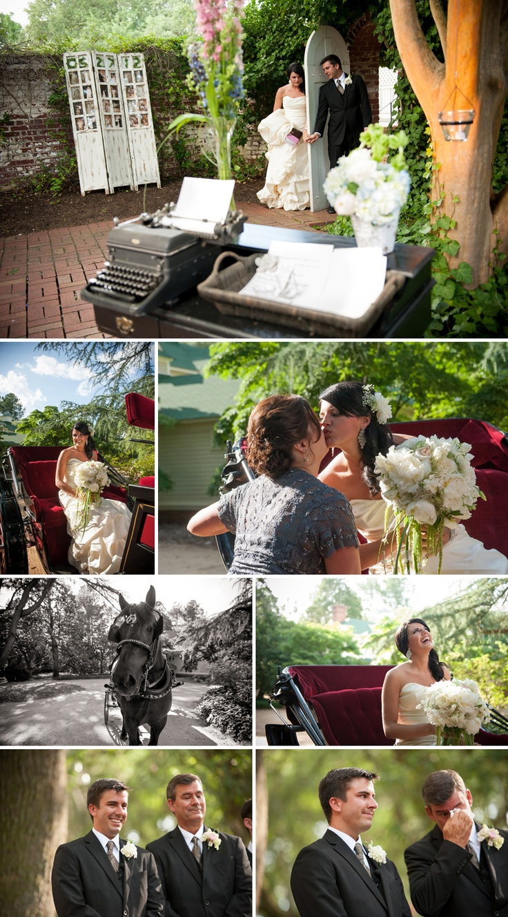 fairy-tale wedding at Hopeland Gardens and the Rye Patch — Joshua Aaron Photography Love these pictures and venue!