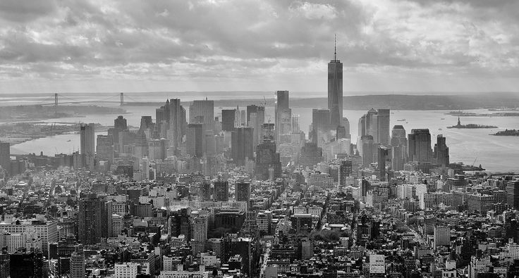 Lower Manhattan by Pyry Luminen on 500px