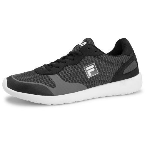 FILA FIREBOLT LOW GS black De Firebolt low B is een stoere, laag uitgesneden jongens sneaker met een running look.