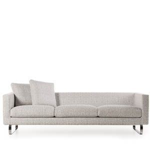 Sleeper Sofas Boutique Silver by Marcel Wanders