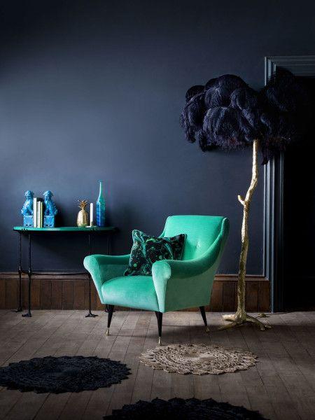 Matthew Williamson for Duresta bespoke furniture range - armchair
