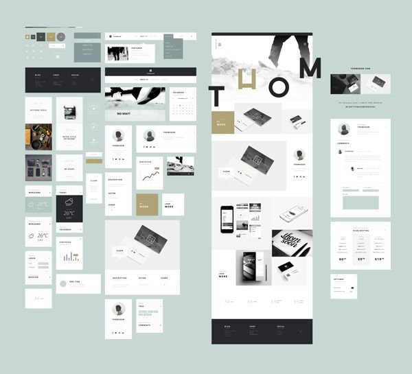 THOMSOON_COM_UI_KIT