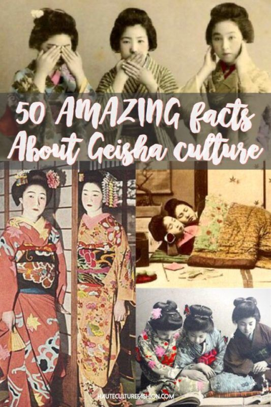 Facts about Geisha / Geisha Culture / Geisha and Maiko / History of Geisha / Geisha facts / Japanese Geisha / Gion / Geisha in Kyoto / Japan