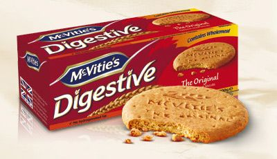 McVitie's Digestive Biscuits | McVitie's Biscuits Global - best thing to go along with PG Tips!