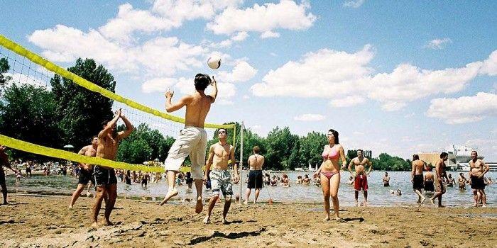 Une nouvelle plage à proximité de Montréal sera bientôt aménagée!   Narcity Montréal
