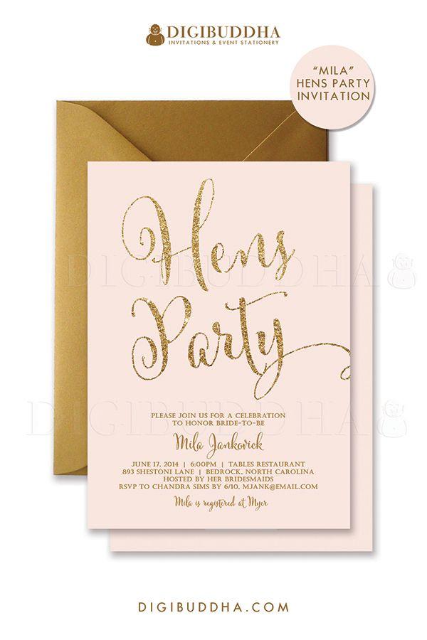 Best 25+ Hens party invitations ideas on Pinterest | Hens night ...