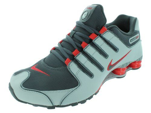 best sneakers 7496a 25f82 discount code for nike shox night stadium strata grey pimento 00b97 6c8ef