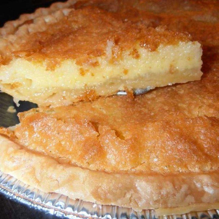 Grandma S Buttermilk Pie In 2020 Buttermilk Pie Recipe Buttermilk Pie Desserts