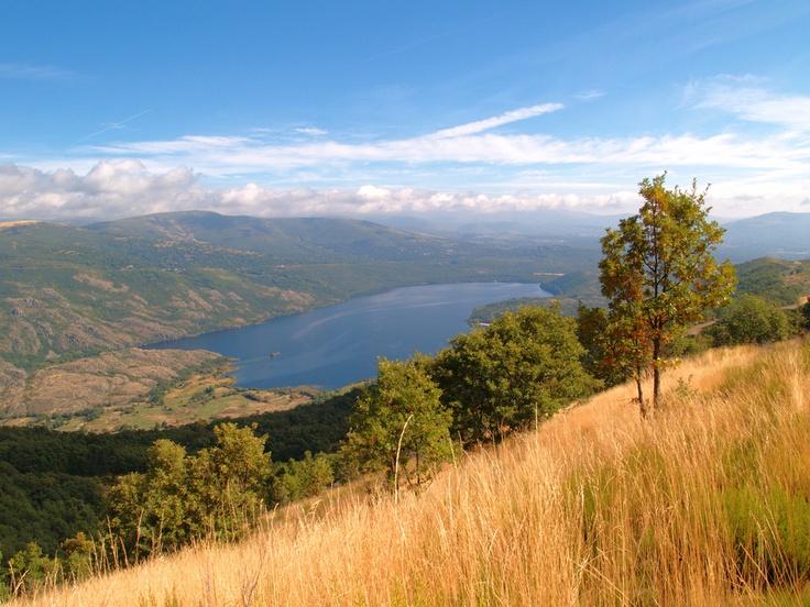 Lago de Sanabria. I love that place.