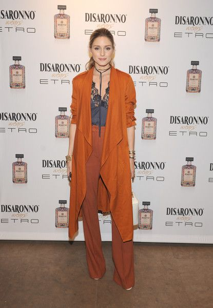 Actress Olivia Palermo attends DISARONNO Wears ETRO Launch Event at ETRO in Soho October 13, 2016 in New York City.