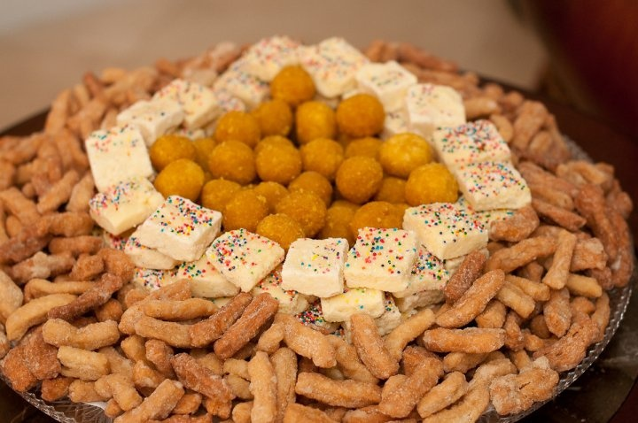 Ladoo, Pera, And Kurma (fave Indian Sweets)