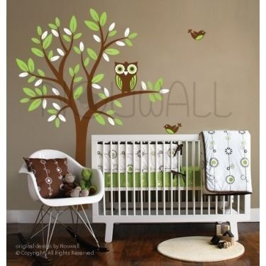 Lots of Baby Nursery Ideas at this Website