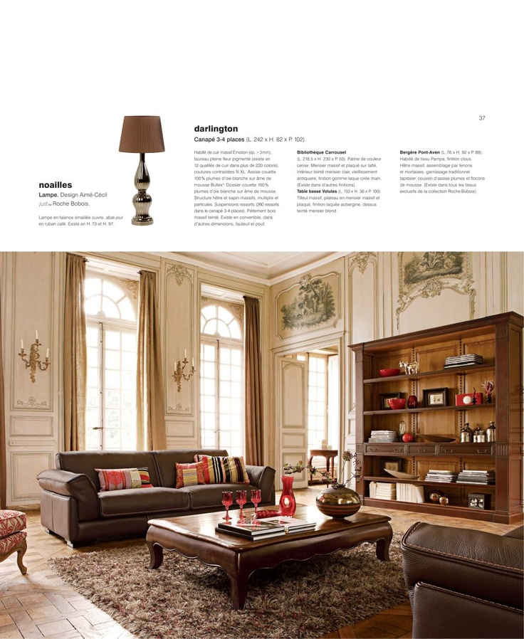 Pinterest the world s catalog of ideas for Catalogue canape roche bobois