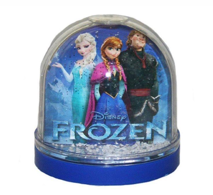 Disney 7520 Frozen Queens Snow Globe Fronxe Queens Rose-Annya Elsa Childrens Novelty Item - New #Disney