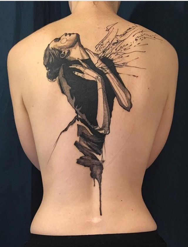 L'oiseau tattoo