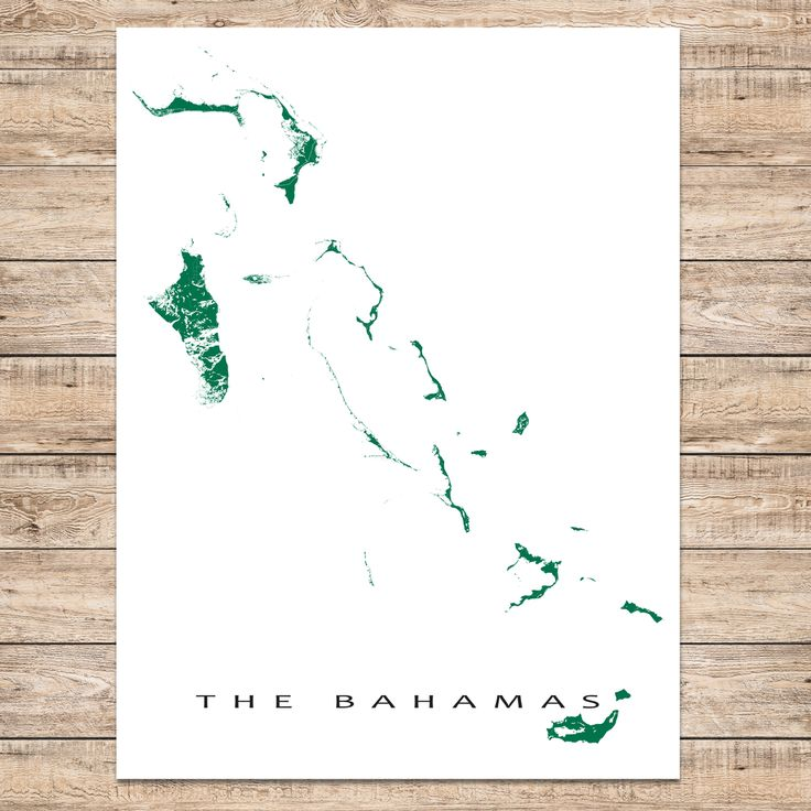 17 best maps of countries images on pinterest map art cards and the bahamas map print colors publicscrutiny Images