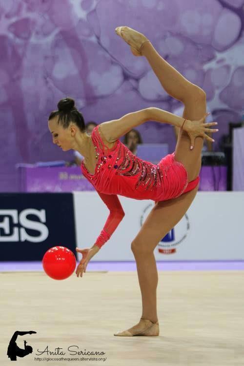 Anna Rizatdinova (Ukraine)