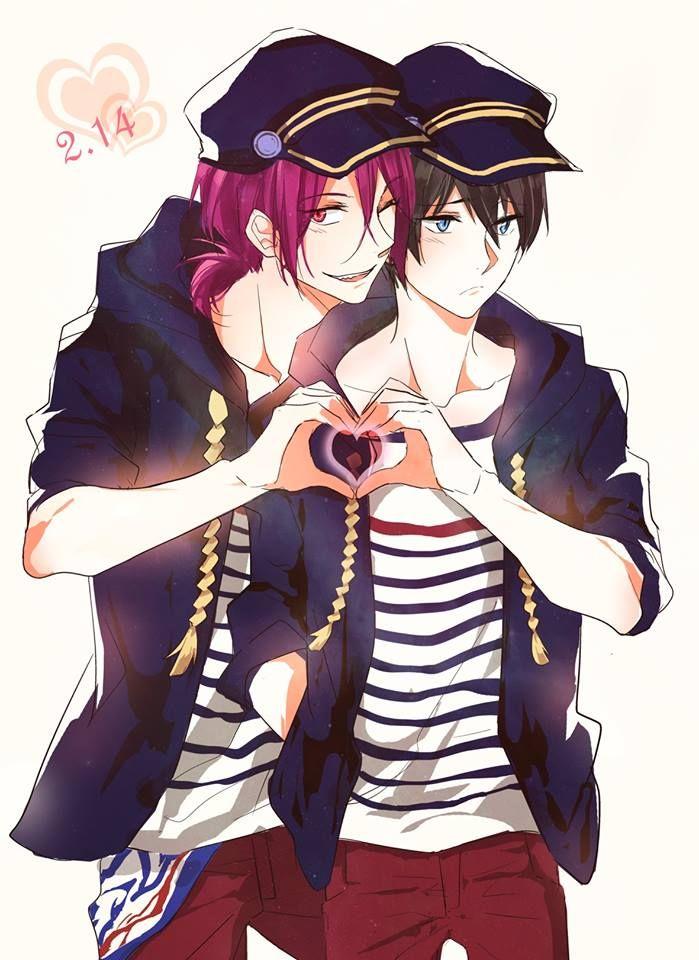 Rin x Haru