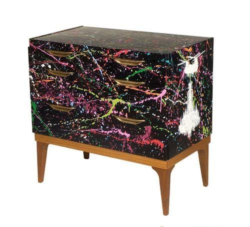 Graffiti Furniture4 by Urbankind