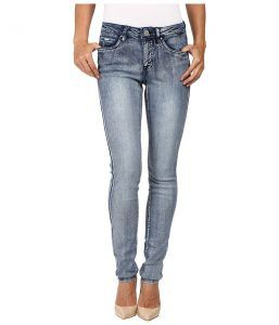 FDJ French Dressing Jeans Olivia Slim with Crystals Jeans in Indigo (Indigo) Women's Jeans