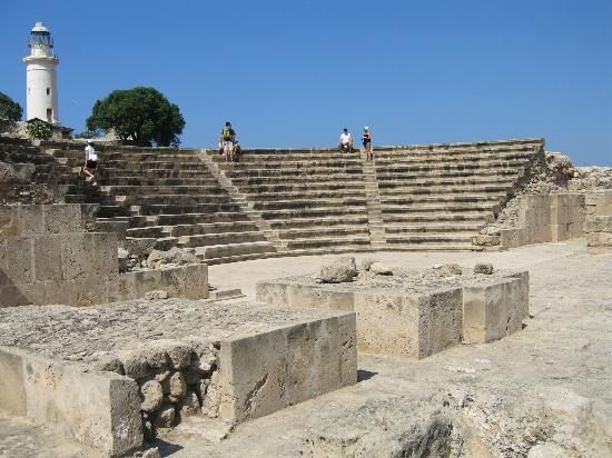 Kato Paphos Archaeological Park - mosaics & Roman ruins, to do in Paphos