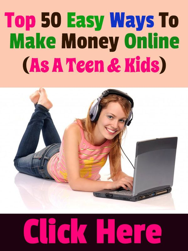 Top 50 Easy Ways To Make Money As A Teen & Kids – Social Media