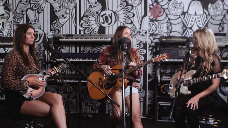 The McClymonts cover Won't Back Down live