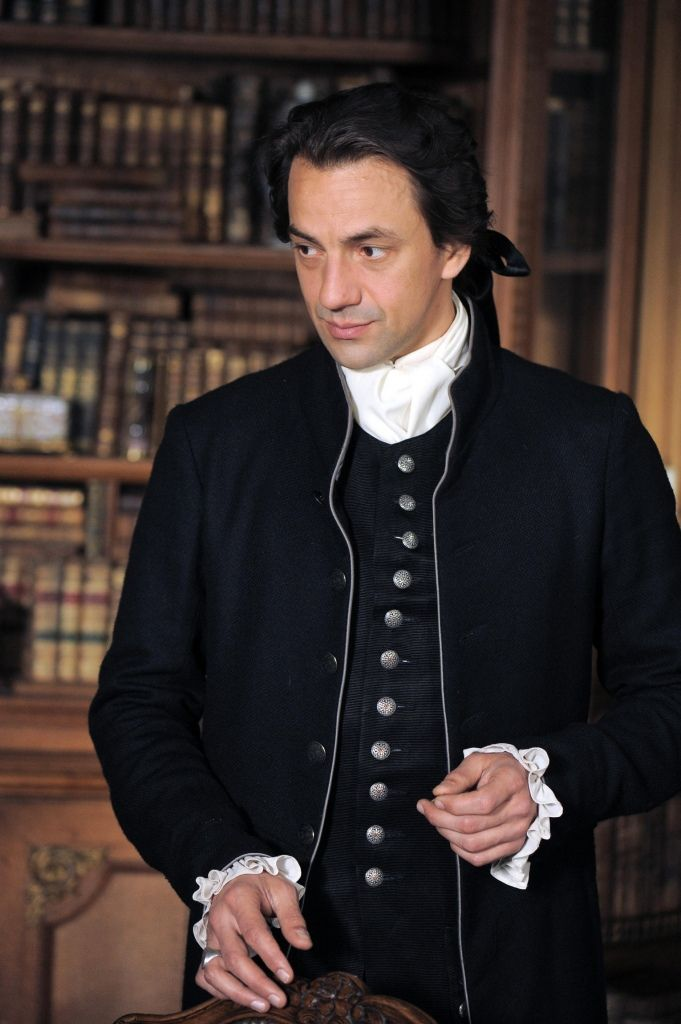 NICOLAS LE FOCH played by Jerome Robart