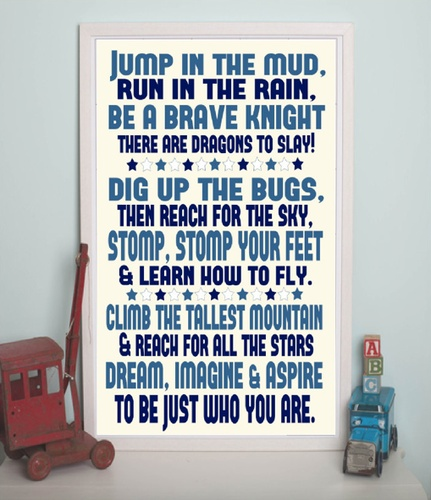Little Boys Quotes to Live By!