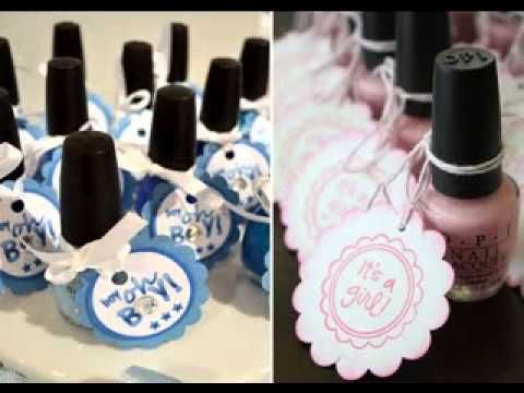 Baby shower guest gift ideas