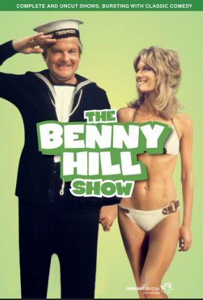 Benny Hill, yes I know it is not exactly intellectual humour, but Lord knows I used to laugh my balls off