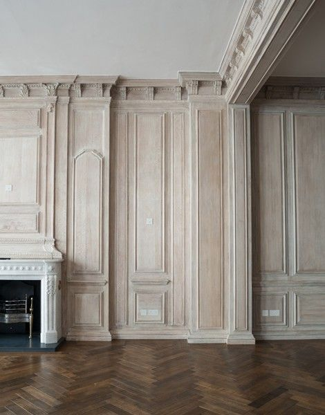 Limed Oak Wall Panelling Interior Inspiration Wood