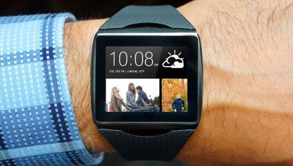 HTC abandonne l'idée de lancer une smartwatch prochainement