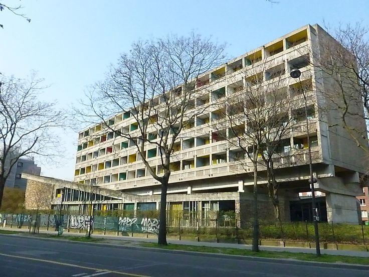 Corbusier's Pavillion Suisse