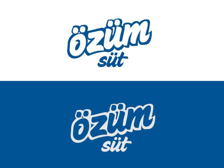milk company logo  by Ali