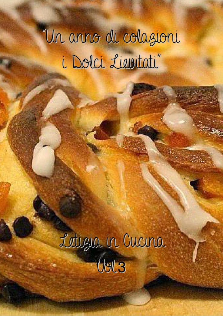 Raccolta di ricette sui dolci lievitati per la prima colazione tratte dal contest del blog Letizia in Cucina