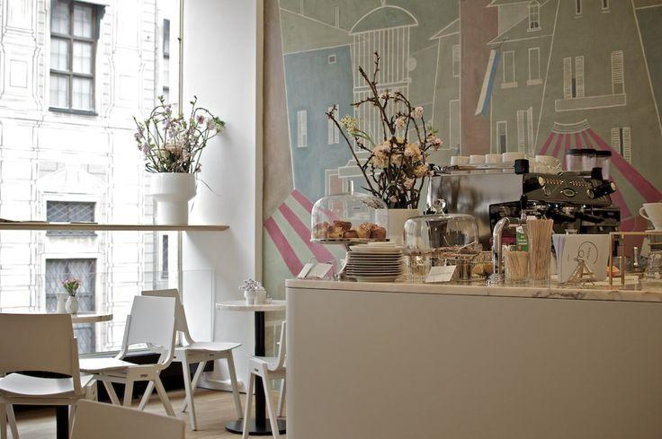 Stereo Cafe, Residenzstraße (Innenstadt)