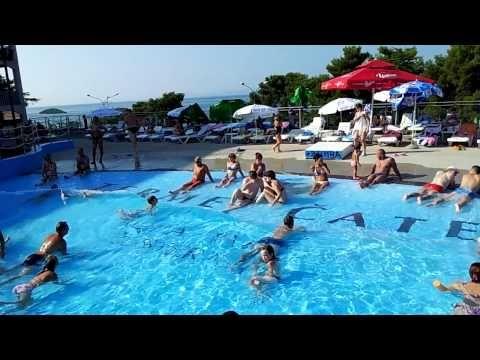 Veštački talasi, Aquapark Žusterna Koper
